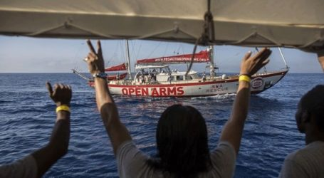 Η Ισπανία είναι έτοιμη να δεχθεί μετανάστες από το Open Arms