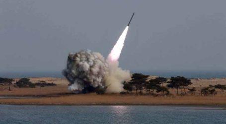Η Βόρεια Κορέα εκτόξευσε τουλάχιστον δύο πυραύλους «άγνωστου τύπου»