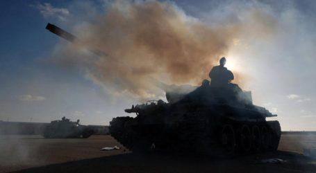 Πολύνεκρες μάχες και αεροπορικές επιδρομές στη Μουρζούκ της Λιβύης