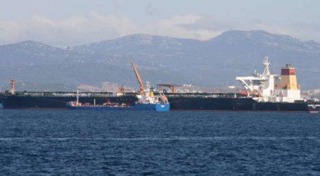 Το ιρανικό πετρελαιοφόρο Grace 1 ετοιμάζεται να πλεύσει στη Μεσόγειο