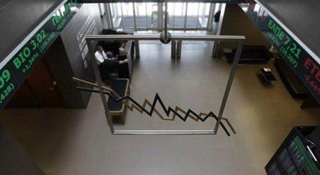 Κλείσιμο με πτώση για το Χρηματιστήριο Αθηνών