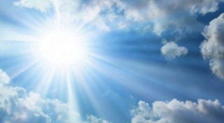 Καλές καιρικές συνθήκες σε όλη την Ελλάδα την Κυριακή