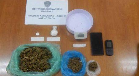 Σύλληψη δύο αλλοδαπών για ναρκωτικά στη Θάσο