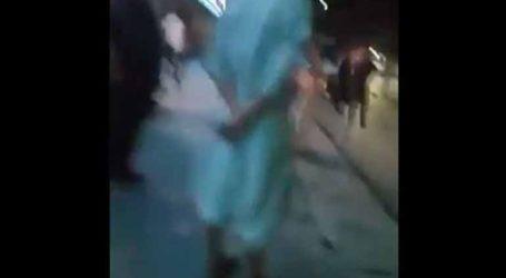 Σκηνές μετά την έκρηξη βόμβας σε γάμο στην Καμπούλ