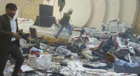 Τουλάχιστον 63 νεκροί και 182 τραυματίες από την έκρηξησε γάμο