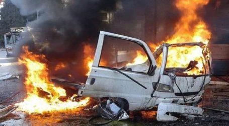 Ένας αστυνομικός σκοτώθηκε από έκρηξη παγιδευμένου αυτοκινήτου