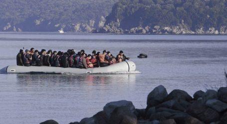 Οι τουρκικές αρχές συνέλαβαν 330 μετανάστες που προσπαθούσαν να φθάσουν στη Λέσβο