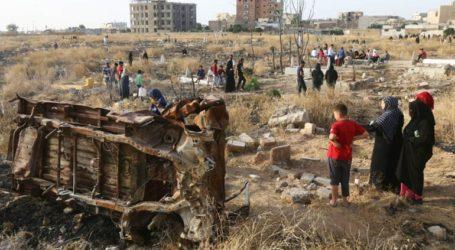 Συρία: Οι κυβερνητικές δυνάμεις μπήκαν στη Χαν Σεϊχούν