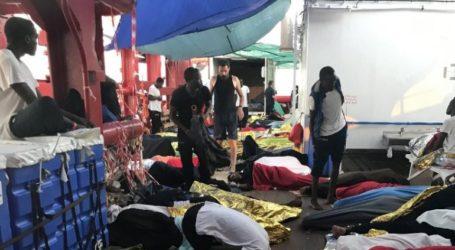 356 μετανάστες παραμένουν επί 11 ημέρες στο πλοίο μεταξύ Μάλτας και Ιταλίας