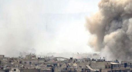 Η Δαμασκός καταγγέλλει ότι τουρκική στρατιωτική φάλαγγα εισήλθε στην Ιντλίμπ