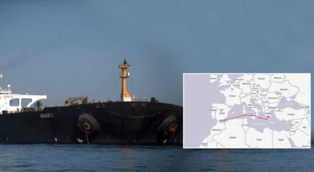 Στην Καλαμάτα κατευθύνεται το ιρανικό δεξαμενόπλοιο