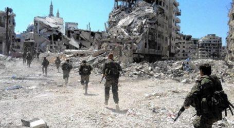 Οι δυνάμεις της Δαμασκού κατέλαβαν το βόρειο και το ανατολικό τμήμα της Χαν Σεϊχούν