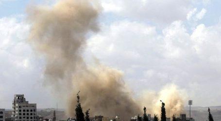 Αεροπορικοί βομβαρδισμοί στην Υεμένη