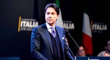 Παραιτήθηκε ο Ιταλός πρωθυπουργός Τζουζέπε Κόντε