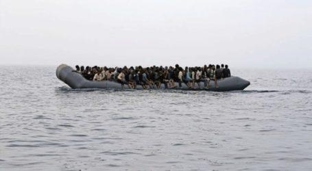 Πλοίο με 100 μετανάστες βυθίστηκε ανοιχτά της Λιβύης
