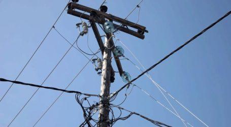 «Η ηλεκτροδότηση θα αποκατασταθεί σε λίγες ώρες»