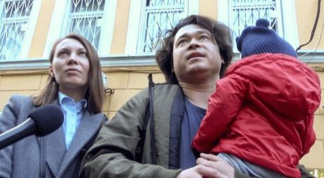 Ζευγάρι Ρώσων χάνει την κηδεμονία του παιδιού του επειδή συμμετείχε σε διαδήλωση