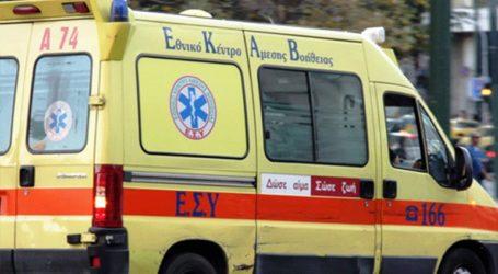 Τροχαίο δυστύχημα με έναν νεκρό και δύο τραυματίες στην Εγνατία Οδό