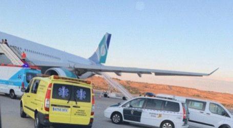 Τραυματίστηκαν 14 επιβάτες από αναταράξεις