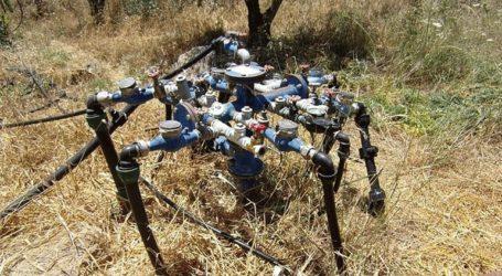 Συνελήφθη 40χρονος που έκλεψε 118 υδρόμετρα από αγροτικές περιοχές του Ηρακλείου