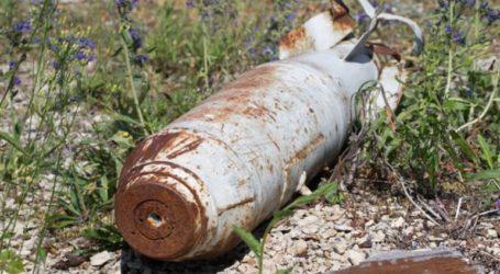 Αγρότης βρήκε οβίδα του Β' Παγκοσμίου Πολέμου στο χωράφι του