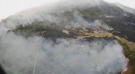 """""""Νίπτει τας χείρας του"""" ο Μπολσονάρου για τη μεγάλη φωτιά στον Αμαζόνιο"""