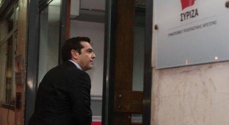 Σύσκεψη υπό τον Τσίπρα με Σκουρλέτη-Καλογήρου-Χαρίτση για την ανασυγκρότηση του ΣΥΡΙΖΑ