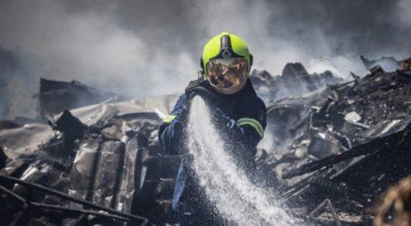 Τριάντα έξι δασικές πυρκαγιές εκδηλώθηκαν το τελευταίο 24ωρο