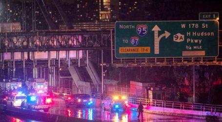 Έκλεισε έπειτα από απειλή για βόμβα η γέφυρα George Washington της Νέας Υόρκης