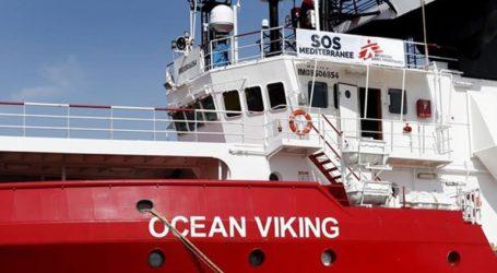 Το Ocean Viking έχει τρόφιμα μόνον για πέντε ημέρες ακόμη