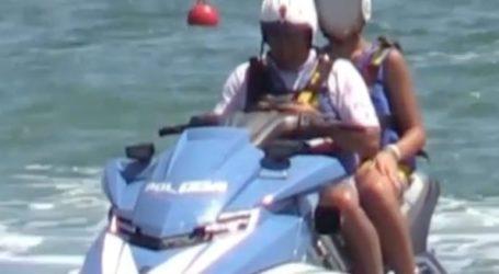 Έρευνα της εισαγγελίας για το περιστατικό με τον γιο του Σαλβίνι να οδηγεί τζετ σκι της αστυνομίας