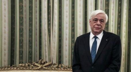 Τα διαπιστευτήρια των πρέσβεων Γερμανίας και Χιλής δέχθηκε ο Πρ. Παυλόπουλος