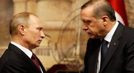 Τηλεφωνική συνομιλία Πούτιν-Ερντογάν εν μέσω της κρίσης στο Ιντλίμπ