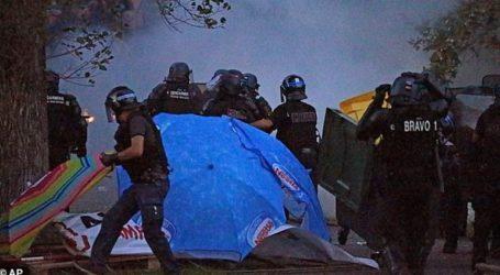 Συνελήφθησαν 17 άτομα στις διαδηλώσεις ενάντια στη σύνοδο της G7