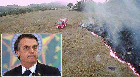 Οι πυρκαγιές στον Αμαζόνιο δεν μπορούν να χρησιμοποιηθούν ως πρόσχημα για διεθνείς κυρώσεις