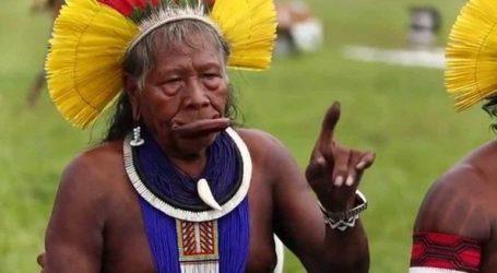 Ο Ινδιάνος αρχηγός Ραόνι κατηγόρησε τον Μπολσονάρου ότι θέλει να καταστρέψει τον Αμαζόνιο