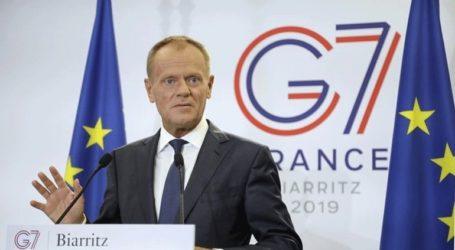 «Η Ε.Ε. θα στηρίξει τη Γαλλία στο ενδεχόμενο επιβολής δασμών στα γαλλικά κρασιά από τις ΗΠΑ»