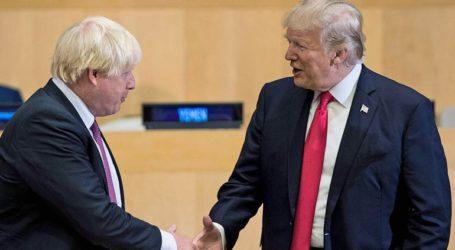 Ο Τζόνσον προέτρεψε τον Τραμπ να απομακρύνει «σημαντικά εμπόδια» για τις βρετανικές εταιρείες στις ΗΠΑ