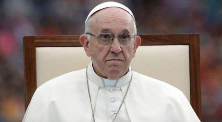 Έκκληση του πάπα Φραγκίσκου για την κατάσβεση των πυρκαγιών στον Αμαζόνιο