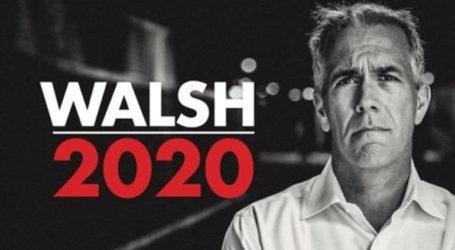 Ο Ρεπουμπλικάνος Τζο Γουόλς υποψήφιος για το χρίσμα εν όψει των προεδρικών του 2020