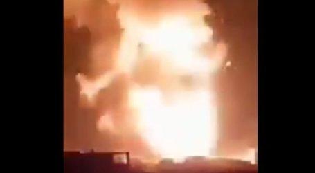 Οι Ισραηλινοί έπληξαν στόχους της Χεζμπολάχ στη Συρία – Τραντάχτηκε όλη η Δαμασκός