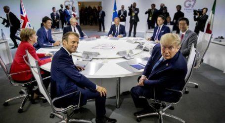 Οι ηγέτες της G7 συμφώνησαν να βοηθήσουν τις χώρες που επλήγησαν από τις πυρκαγιές στον Αμαζόνιο