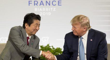 """Οι ΗΠΑ και η Ιαπωνία κατέληξαν σε μια """"κατ΄αρχήν"""" εμπορική συμφωνία"""