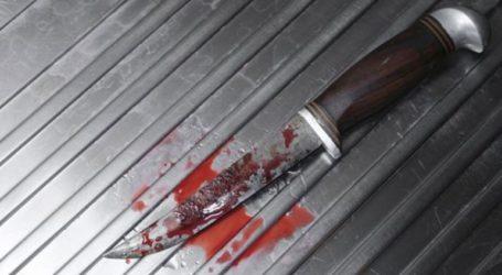 Πήρε το μαχαίρι κι έκοψε το λαιμό του