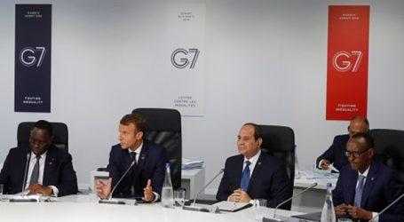 Ο πρόεδρος της Αιγύπτου έθεσε επί τάπητος τα προβλήματα της Αφρικής