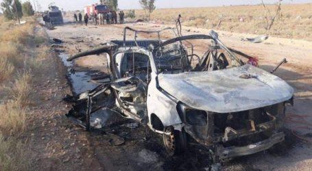 Παραστρατιωτική οργάνωση κατηγόρησε το Ισραήλ για επίθεση με drones