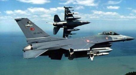 Παραβιάσεις τουρκικών F-16 σε Μακρονήσι-Ανθρωποφάγους