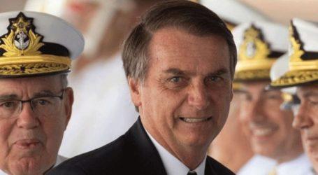 Στο 29,4% «έπεσε» η δημοτικότητα της κυβέρνησης Μπολσονάρου