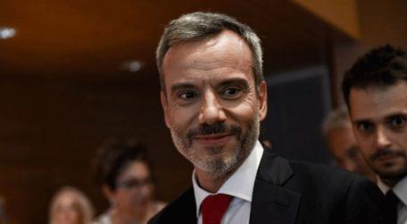 Ορκίστηκε ο Κωνσταντίνος Ζέρβας νέος δήμαρχος Θεσσαλονίκης