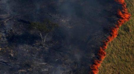 Το τροπικό δάσος του Αμαζονίου εξακολουθεί να φλέγεται, παρά την κινητοποίηση του στρατού